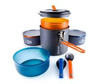 GSI Outdoors Pinnacle Dualist Cook System Kit! Camping Camp Backpacking Set