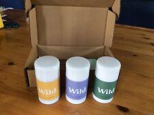 wild natural deodorant