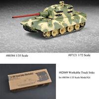 Trumpeter 00384 07121 1:35 1:72 German E-100 Super Heavy Tank #02049 Track links