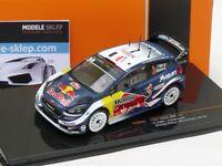 S.OGIER /INGRASSIA WINNER RALLY MONTE CARLO 2018 FORD FIESTA WRC IXO 1:43 RAM661