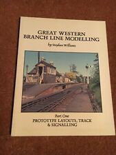 More details for great western branch line modelling part one: layouts track signalling. railway