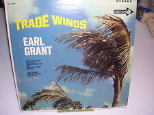 Earl Grant Trade Winds Decca DL 74626 VG / VG