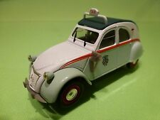 NOREV  1:43  - CITROEN 2CV  2 CV  TAXI -   GOOD CONDITION