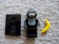 LEGO Collectible Minifigs - Series 3 8803 - Rare Original - Gorilla Suit Guy