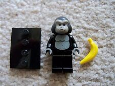 LEGO Collectible Minifigs - Series 3 8803 - Rare Original - Gorilla Suit Guy