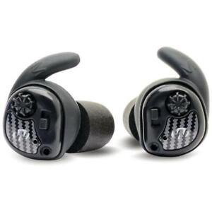 Walker's GWPSLCR Silencer In The Ear Pair