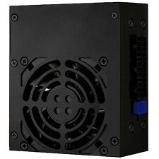 SilverStone 600W SFX Form Factor 80 PLUS GOLD Full Modular Power Supply, SX600-G