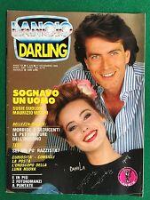 Fotoromanzo a colori DARLING LANCIO n.233/1986 (ITA) SUSIE SUDLOW M. VECCHI