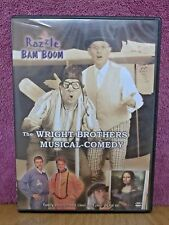 Wright Brothers Musical Comedy DVD FAMILY MUSICAL ENTERTAINMENT