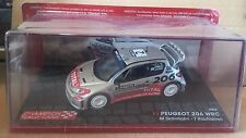 "Die Cast "" Peugeot 206 WRC - 2002 "" Champion Rally Cars Scale 1/43"