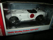 1:18 Auto World Shelby Cobra 427 S/C 1965 Spinout Elvis Presley OVP