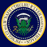 Unisex T-Shirt Cthulhu Presidential HP Lovecraft Elections OffWorld Designs
