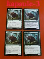 Magic The Gathering M20 Bristling Boar M//casi Nuevo