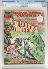 Marvel Movie Premiere #1 (Sep 1975, Marvel) CGC 9.8 NM/MT Land that Time Forgot