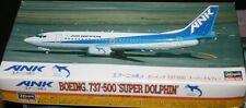 BOEING 737 500 hasegawa 1/200 ANK super dolphin  KIT NEUF