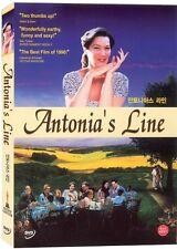 Antonia`s Line (1995) DVD (Sealed) ~ Marleen Gorris *BRAND NEW*
