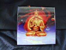 Buddha Design Ceramic Tile.