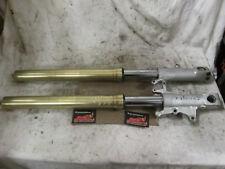 kawasaki zxr400 1990 forks - bent - spares or repairs