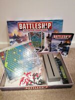 MB Games Hasbro 2008 Battleship The Tactical Combat Game Age 7+ for 2 Players