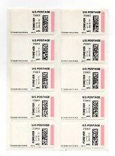 USA APC / ATM / CVP - Missing design ERROR on #CVP88 on sheet of 10 (code 494)