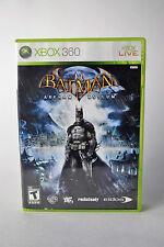 Batman Arkham Asylum Xbox 360 Great Condition Fast Shipping Canadian Seller