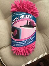 Microfiber Chenille Fuzzy  Wuzzy Cleaning Cloth