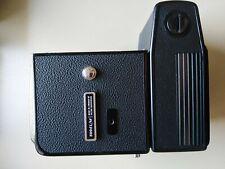 Hasselblad 500 EL/M Body Black + Batterie Adapter