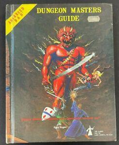 1979 DECEMBER RARE DUNGEONS & DRAGONS HARDBACK BOOK DUNGEON MASTERS GUIDE