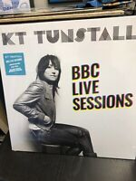 KT Tunstall - BBC Live Sessions - New Limited Edition Blue Vinyl EP+ MP3. Sealed