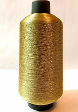 METALLIC EMBROIDERY GOLD & SILVER THREAD CONES BEST QUALITY UK SELLER