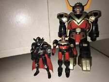 Power Rangers Lost Galaxy Magna Defender and Torozord Deluxe Megazord