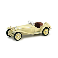 ALFA ROMEO 1750 GS ZAGATO 1931 AVORIO 1:43 Brumm Auto d'Epoca Die Cast