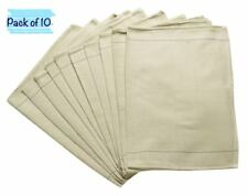 10x Oven Cloths | Heavy Duty | 100% Cotton | Chefs, Kitchen, Catering | Thick