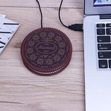 Portable USB Heat Warmer Heater Milk Tea Coffee Mug Hot Drinks Beverage Cup Mat