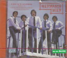 Hermanos Mier A Que Si Te Acuerdas CD New Nuevo sealed