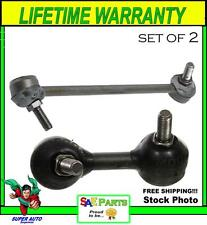 *NEW* SET Heavy Duty K750125 & K750126 Suspension Stabilizer Bar Link Kit  Rear