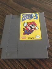 Super Mario Bros. 3 Nintendo NES Cart Works Sweet NE4