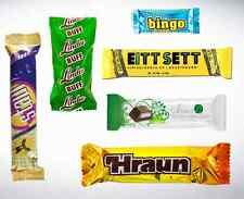Icelandic Candy Assortment - Chocolate - 6 bars - Best of Iceland