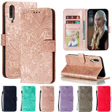 For Samsung Galaxy A51 A90 A70S Lace Wallet Flip Stand Leather Phone Case Cover