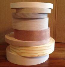 Pre Glued Edging Tape Real Iron on Wood Veneer Edge Banding 22mm 30mm 40mm 50mm