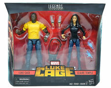 Sideshow Luke Cage Sixth Scale Figure Marvel Comics Hero for Hire New DBL Boxed