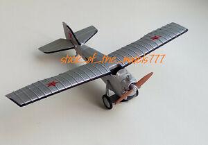 Deagostini 1:77 Tupolev ANT-2 passenger airplane 20's