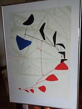 Alexander Calder Untitled, 1976 National Gallery Of Art Lithograph Poster