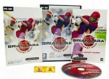 Brian Lara International Cricket 2005 PC Video Game Simulation