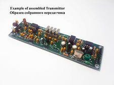 QRP SSB Transceiver «Taurus-80». KIT for assembly RX+TX+PA units