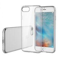 Apple iPhone 7/8 Handy Hülle Silikon Cover Schutzhülle Soft Case transparent