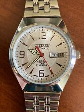 Vintage Citizen Automatic Watch - Very Nice Condition