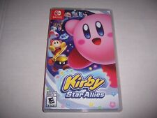 Original Box Case Replacement Nintendo Switch Kirby Star Allies