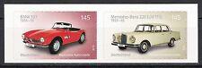 BMW und Mercedes  Michel Nr. 3147, 3148 postfrisch selbstklebend aus Folienblatt