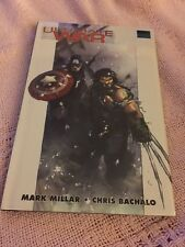 Ultimate War: Ultimates vs X-Men Magneto Marvel Comics HC Hard Cover New Sealed